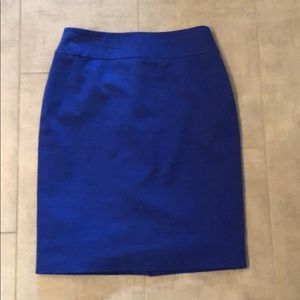 J Crew No. 2 Pencil Skirt
